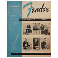 Fender Catalog Collection (1955-1966) - Garrett Park Guitars  - 17