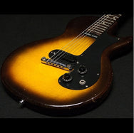 1959 Gibson Melody Maker 3/4 Sunburst - Garrett Park Guitars  - 2