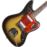 1966 Fender Jaguar - Garrett Park Guitars  - 1