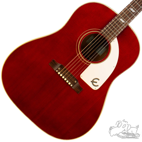 1968 Epiphone FT-79 Texan in Vintage Cherry