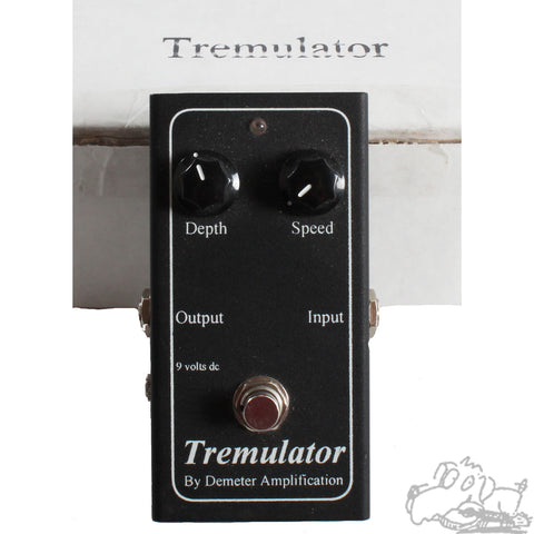 Demeter Amplification Tremulator