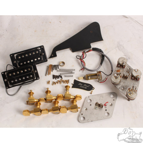 1984 Gibson Les Paul Custom Parts