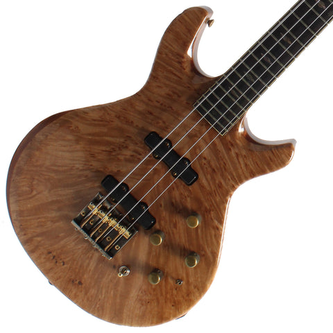 1982 Moonstone Eclipse Bass - Garrett Park Guitars  - 1