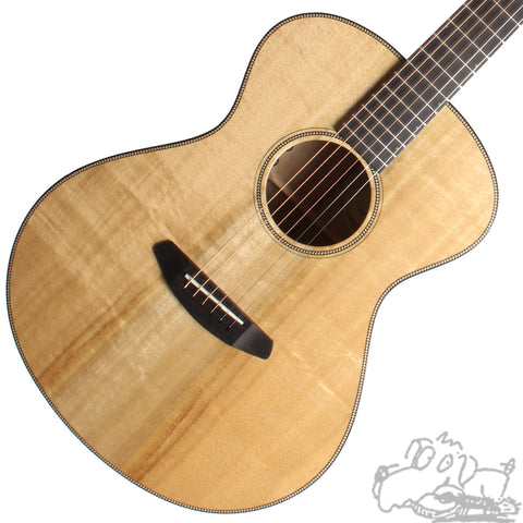 Breedlove Oregon Concert Limited Edition Myrtlewood 21727