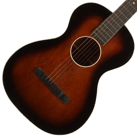 1930s Oahu Square Neck Acoustic - Garrett Park Guitars  - 1