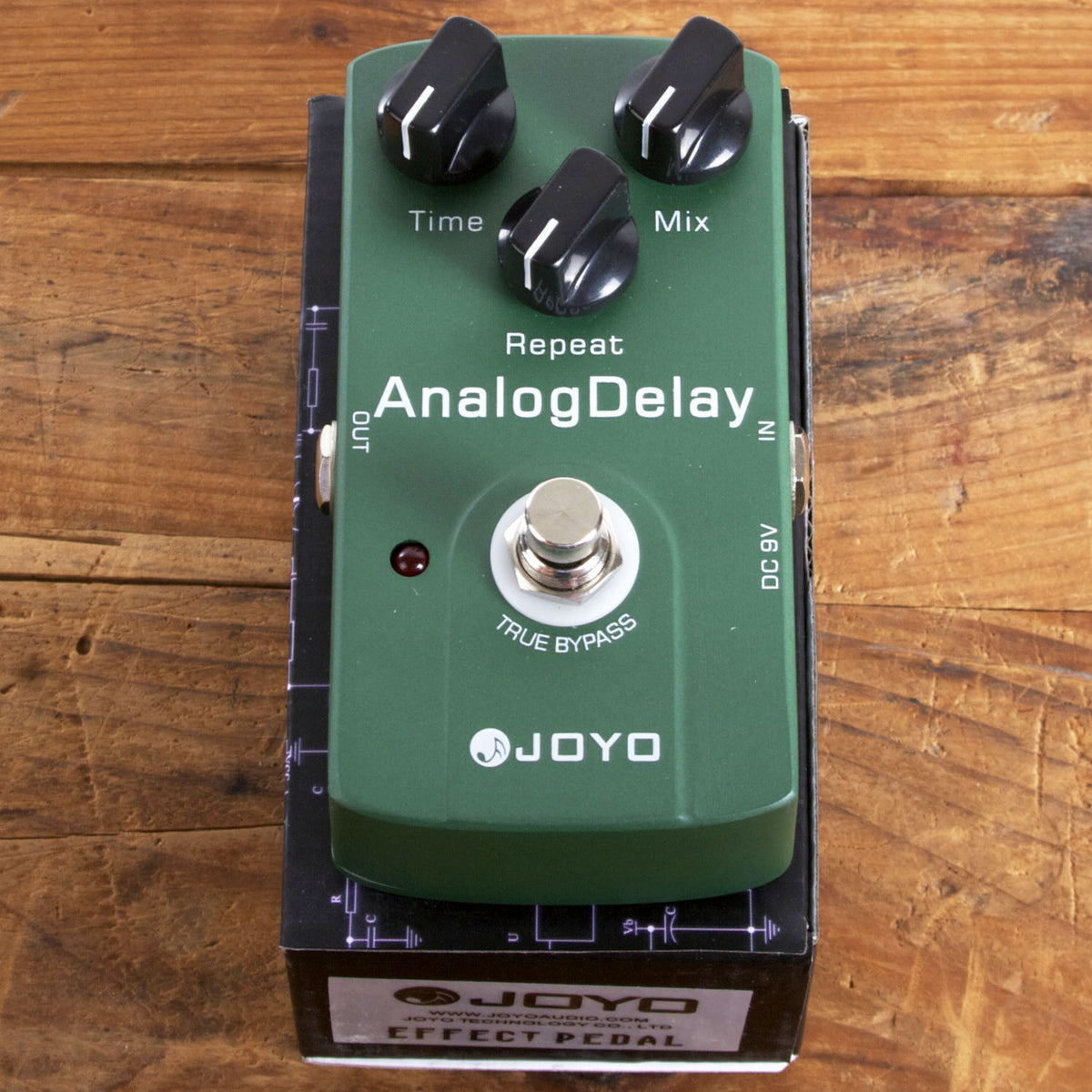 Joyo Analog Delay - Garrett Park Guitars