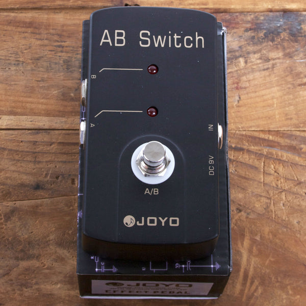 Joyo A/B Switch - Garrett Park Guitars