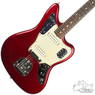 1964 Fender Jaguar Candy Apple Red