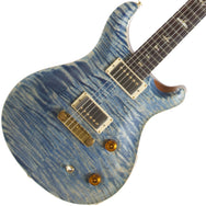 2007 PRS Modern Eagle Faded Blue Jean Denim - Garrett Park Guitars  - 1