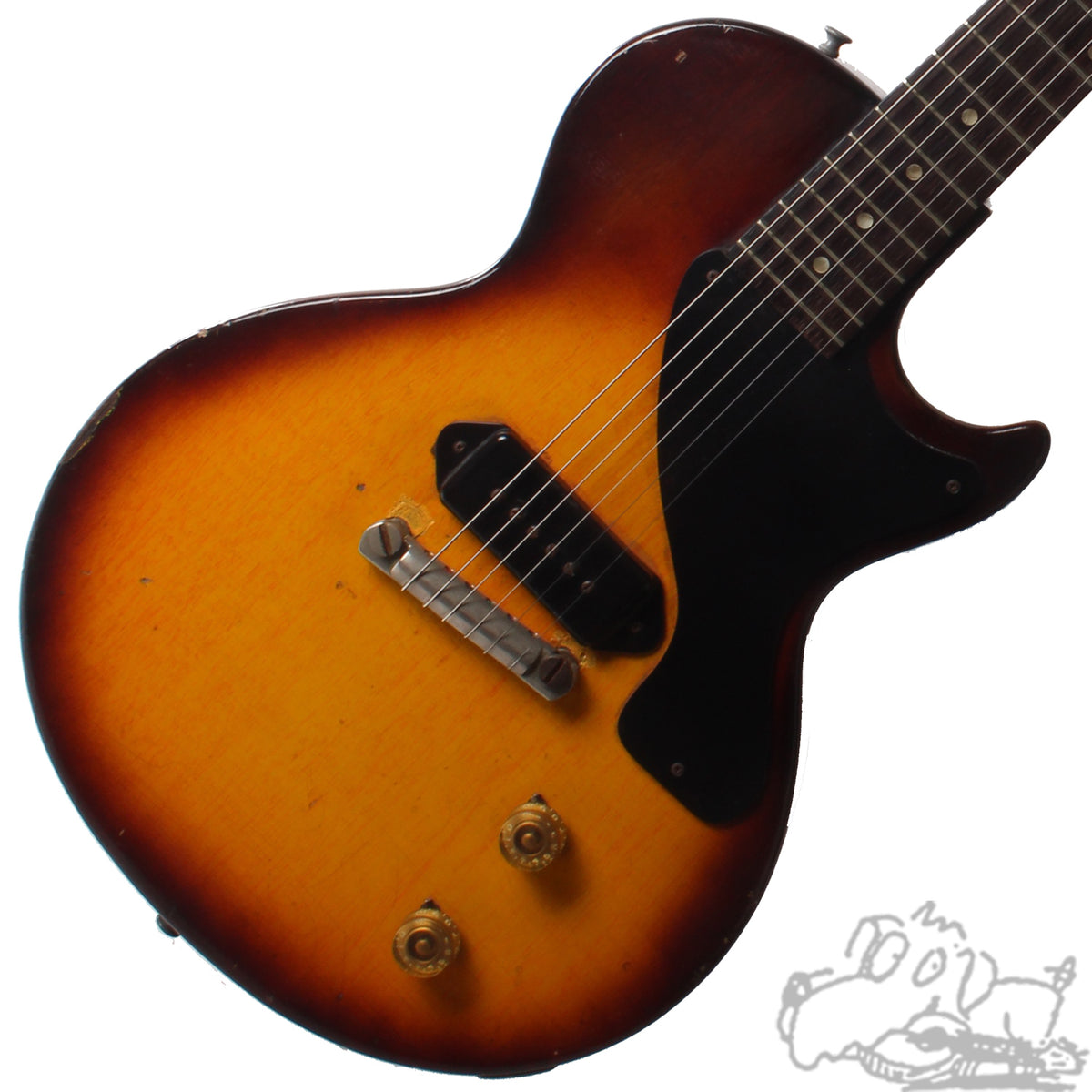 1955 Gibson Les Paul Junior