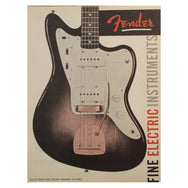 1959 Fender Catalog - Garrett Park Guitars  - 1