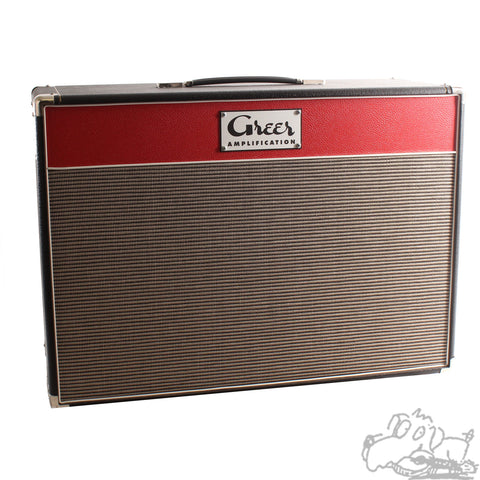 Greer Amplification 2x12 cabinet