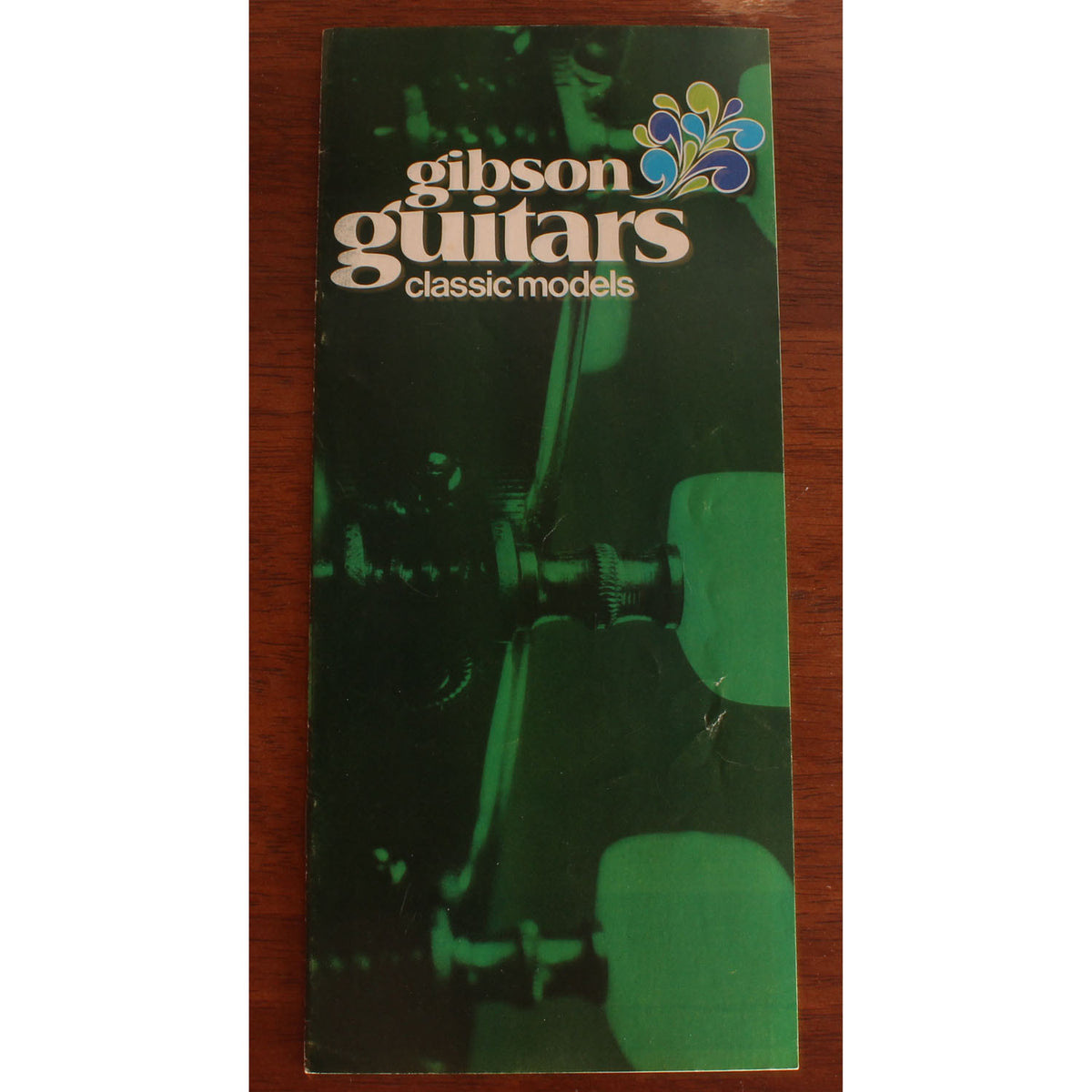 1970s Gibson Guitar Classical Guitar Models - Garrett Park Guitars