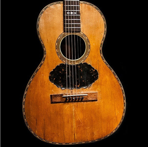 1900s Galiano Grand Concert Acoustic Guitar - Garrett Park Guitars