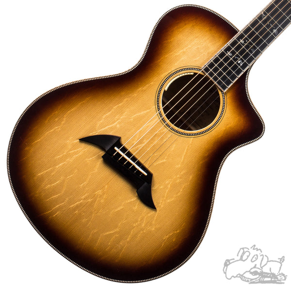 Breedlove Master Class Custom Concert Whiskey Burst CE