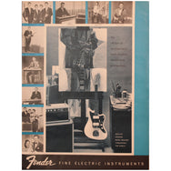 Fender Catalog Collection (1955-1966) - Garrett Park Guitars  - 49