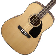 Fender CD-60 Natural W/ Case - Garrett Park Guitars  - 1