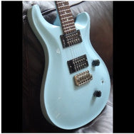 1986 PRS PRE STANDARD POWDER BLUE - Garrett Park Guitars  - 2