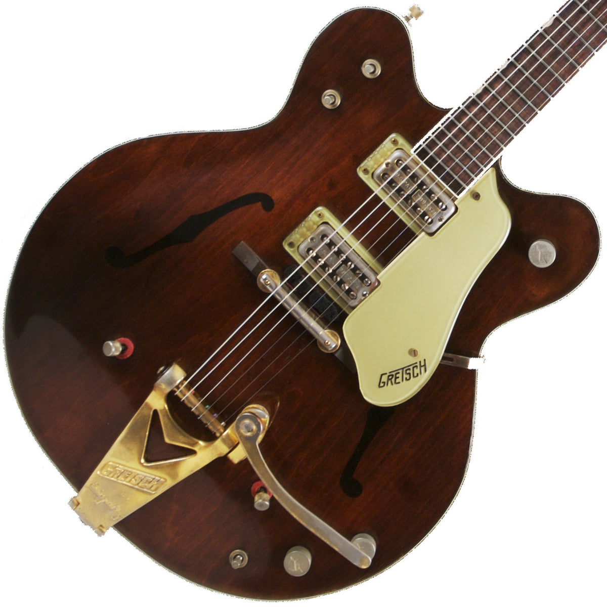 1965 Gretsch Country Gentleman Walnut - Garrett Park Guitars  - 1