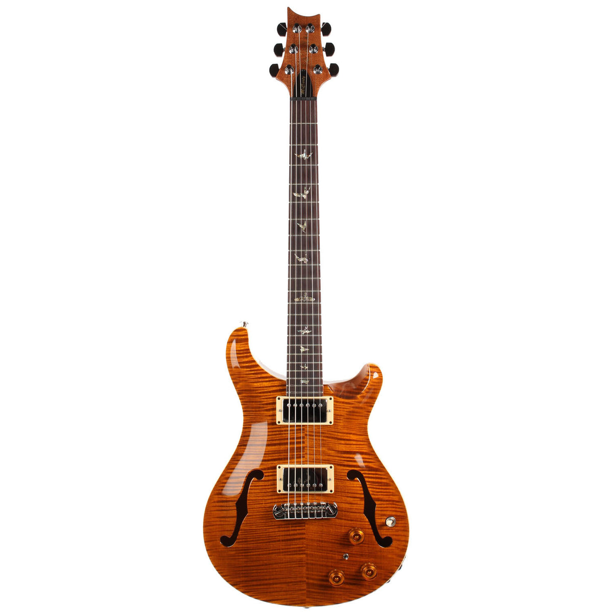 2003 PRS McCarty Hollowbody 2 - Garrett Park Guitars  - 2