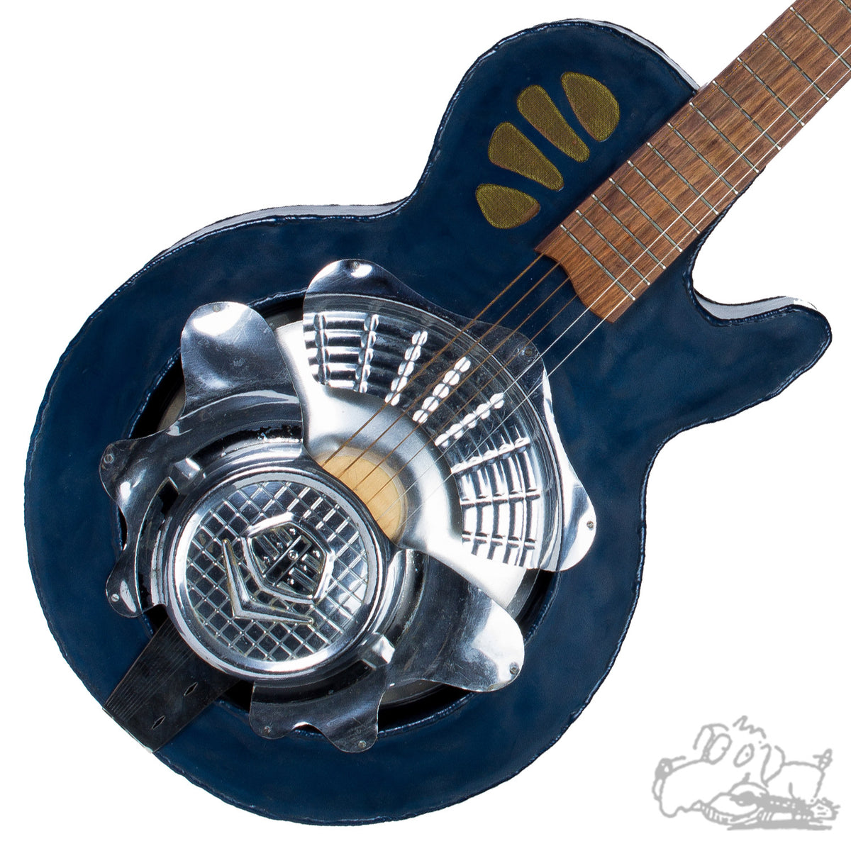 Pogreba Hubcap Resonator