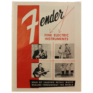 Fender Catalog Collection (1955-1966) - Garrett Park Guitars  - 1