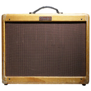 1956 Fender Deluxe Tweed Amp - Garrett Park Guitars  - 2