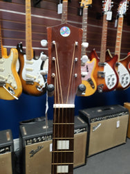 Previously Owned 1970's Silvertone Sovereign