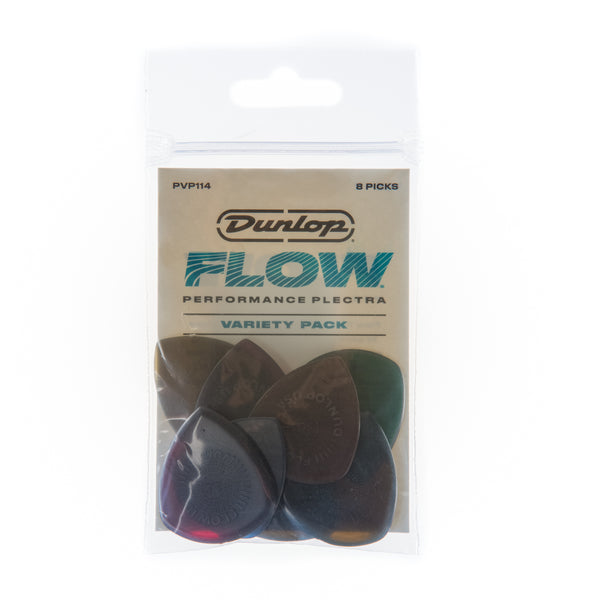 Dunlop Flow Picks Variety Pack