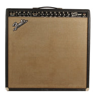 1967 Fender Super Reverb - Garrett Park Guitars  - 2