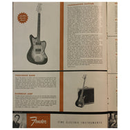 Fender Catalog Collection (1955-1966) - Garrett Park Guitars  - 26