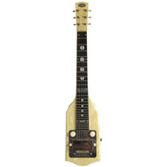 1950 Oahu Lap Steel White Pearloid - Garrett Park Guitars  - 2