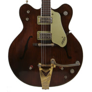 1965 Gretsch Country Gentleman Walnut - Garrett Park Guitars  - 2
