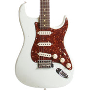 2015 Fender Custom Shop Rocking Dog '62 Stratocaster Olympic White - Garrett Park Guitars  - 2