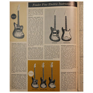 Fender Catalog Collection (1955-1966) - Garrett Park Guitars  - 66