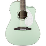 Fender Dreadnaught Surf Green - Garrett Park Guitars  - 3