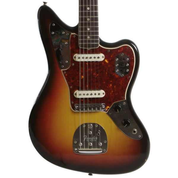 1965 Fender Jaguar - Garrett Park Guitars  - 2