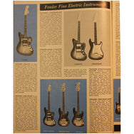 Fender Catalog Collection (1955-1966) - Garrett Park Guitars  - 74