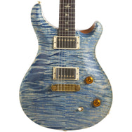 2007 PRS Modern Eagle Faded Blue Jean Denim - Garrett Park Guitars  - 2