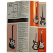 Fender Catalog Collection (1955-1966) - Garrett Park Guitars  - 82