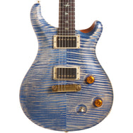 2004 PRS Modern Eagle Faded Blue Jean Denim - Garrett Park Guitars  - 2