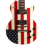 2001 Gibson September 11th Tribute Flag Les Paul - Garrett Park Guitars  - 2