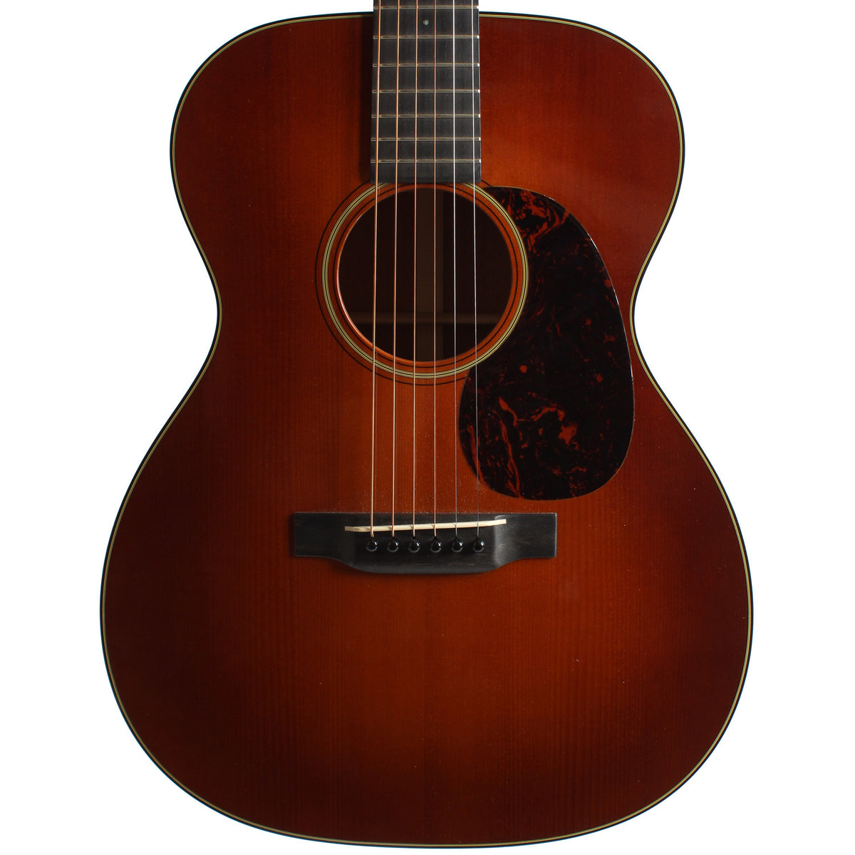 2013 Martin OM-18 Authentic 1933 - Garrett Park Guitars  - 2