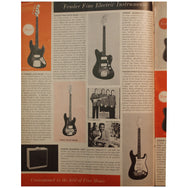 Fender Catalog Collection (1955-1966) - Garrett Park Guitars  - 42