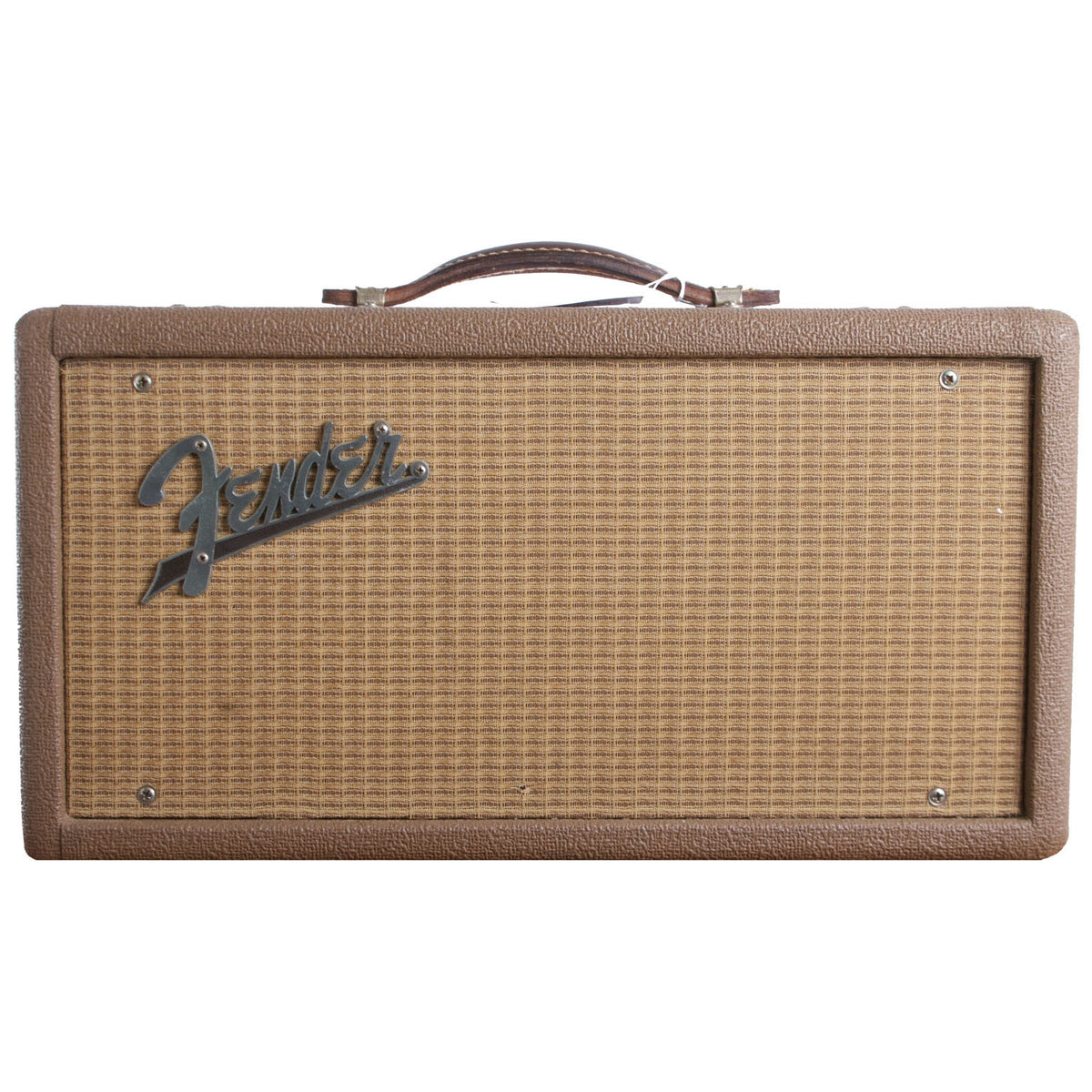 1962 Fender Reverb Unit - Garrett Park Guitars  - 2