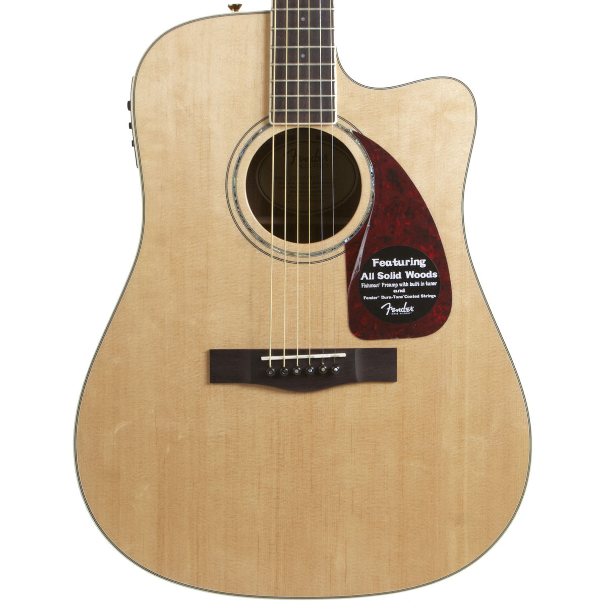 Fender CD-320ASCE - Garrett Park Guitars  - 2