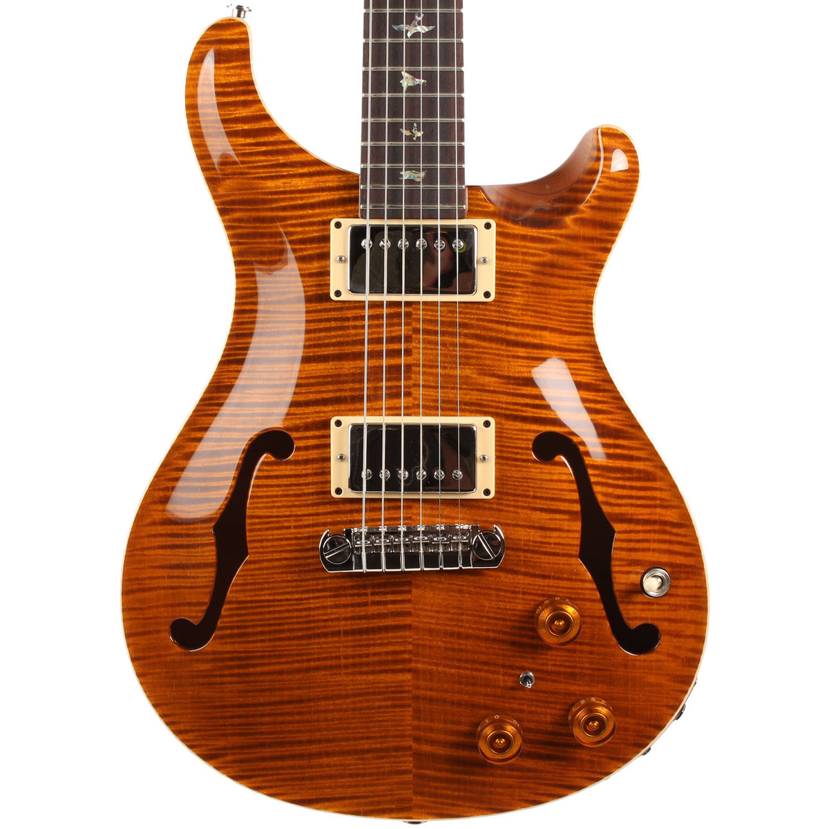 2003 PRS McCarty Hollowbody 2 - Garrett Park Guitars  - 1