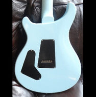 1986 PRS PRE STANDARD POWDER BLUE - Garrett Park Guitars  - 3