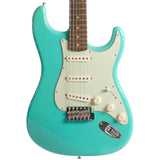 2015 Fender Custom Shop Rocking Dog '62 Stratocaster Sea Foam Green - Garrett Park Guitars  - 2