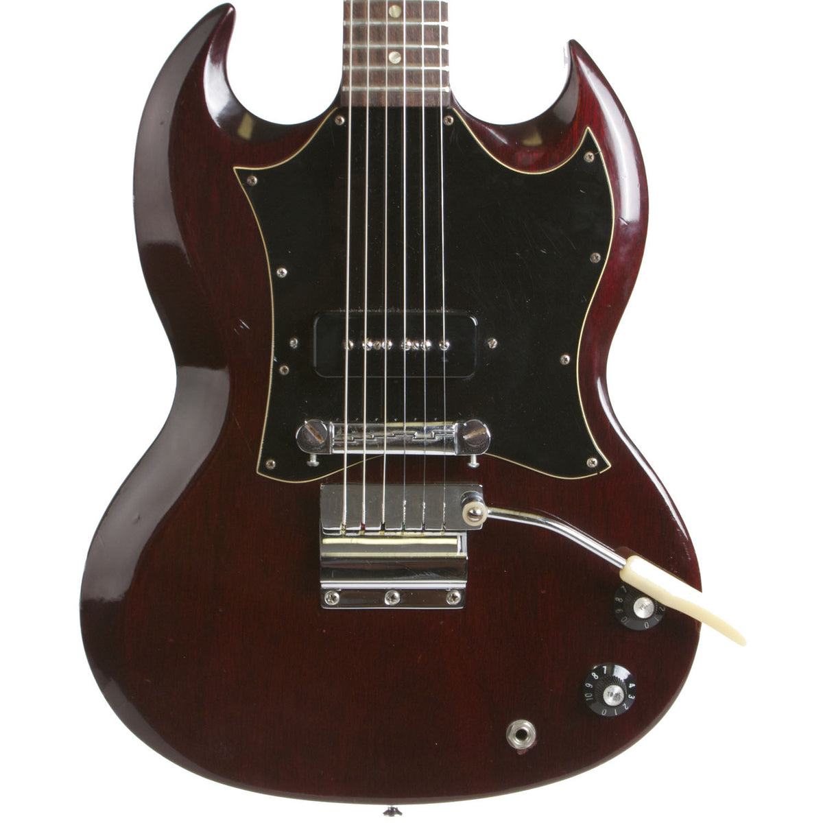 1969 Gibson SG Junior - Garrett Park Guitars  - 2
